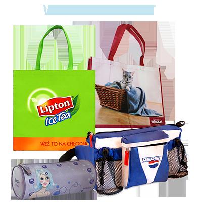 Torby, plecaki, saszetki, portfele