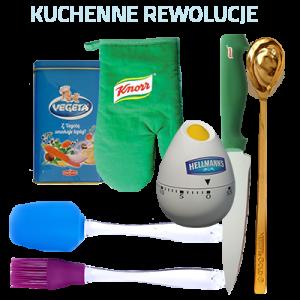 Akcesoria kuchenne, rękawice, fartuchy