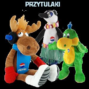 Maskotki, zabawki, breloki